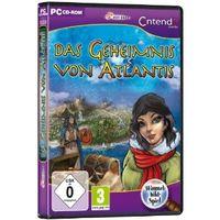 Hier klicken, um das Cover von Das Geheimnis von Atlantis [PC] zu vergrößern