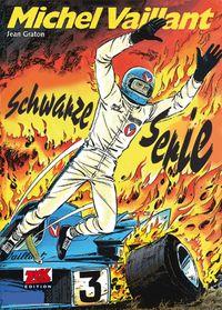 Hier klicken, um das Cover von Michel Vaillant 23: Schwarze Serie zu vergrößern