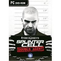 Hier klicken, um das Cover von Splinter Cell 4: Double Agent zu vergrößern