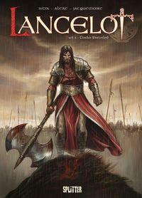 Hier klicken, um das Cover von Lancelot 1: Claudas vom Wue~sten Land zu vergrößern