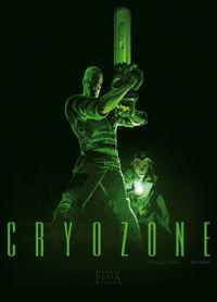 Hier klicken, um das Cover von Cryozone zu vergrößern
