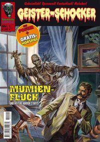 Hier klicken, um das Cover von Geister-Schocker 1: Mumien-Fluch zu vergrößern
