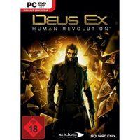 Hier klicken, um das Cover von Deus Ex: Human Revolution [PC] zu vergrößern