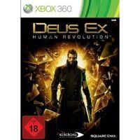 Hier klicken, um das Cover von Deus Ex: Human Revolution [Xbox 360] zu vergrößern