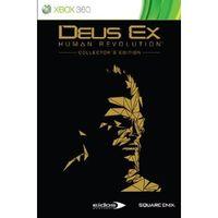 Hier klicken, um das Cover von Deus Ex: Human Revolution - Collector's Edition [Xbox 360] zu vergrößern