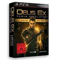 Hier klicken, um das Cover von Deus Ex: Human Revolution - Limited Edition [PS3] zu vergrößern