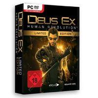 Hier klicken, um das Cover von Deus Ex: Human Revolution - Limited Edition [PC] zu vergrößern