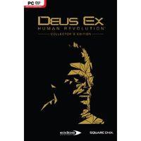 Hier klicken, um das Cover von Deus Ex: Human Revolution - Collector's Edition [PC] zu vergrößern