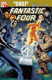 Hier klicken, um das Cover von Fantastic Four 9: Drei zu vergrößern