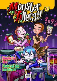 Hier klicken, um das Cover von Monster Allergy 4 zu vergrößern
