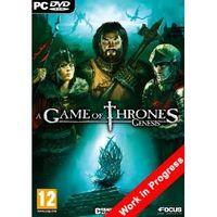 Hier klicken, um das Cover von A Game of Thrones: Genesis - Collector's Edition [PC] zu vergrößern