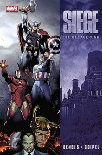 Hier klicken, um das Cover von The Siege - Die Belagerung zu vergrößern