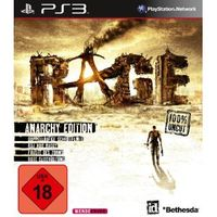 Hier klicken, um das Cover von Rage - Anarchy Edition [PS3] zu vergrößern