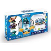 Hier klicken, um das Cover von Skylanders: Spyro's Adventure - Starter Pack inkl. 3 Figuren [Wii] zu vergrößern