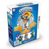 Hier klicken, um das Cover von Skylanders: Spyro's Adventure - Starter Pack inkl. 3 Figuren [3DS] zu vergrößern