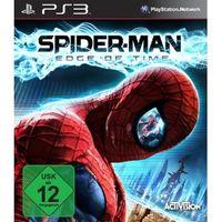 Hier klicken, um das Cover von Spider-Man: Edge of Time [PS3] zu vergrößern