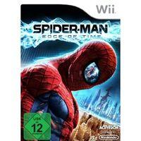 Hier klicken, um das Cover von Spider-Man: Edge of Time [Wii] zu vergrößern