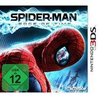 Hier klicken, um das Cover von Spider-Man: Edge of Time [3DS] zu vergrößern