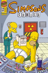 Hier klicken, um das Cover von Simpsons Comics 122 zu vergrößern