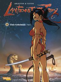 Hier klicken, um das Cover von Lanfeust von Troy 9: Cixis Geheimnis zu vergrößern