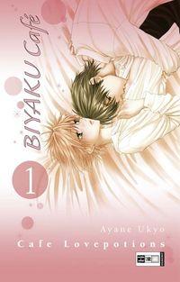 Hier klicken, um das Cover von Biyaku Caf� 01 zu vergrößern