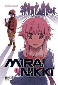 Hier klicken, um das Cover von Mirai Nikki 01 zu vergrößern