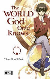 Hier klicken, um das Cover von The World God only knows 1 zu vergrößern