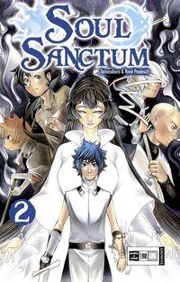Hier klicken, um das Cover von Soul Sanctum 2 zu vergrößern