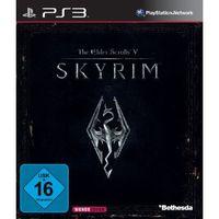 Hier klicken, um das Cover von The Elder Scrolls V: Skyrim [PS3] zu vergrößern
