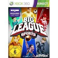 Hier klicken, um das Cover von Big League Sports (Kinect) [Xbox 360] zu vergrößern