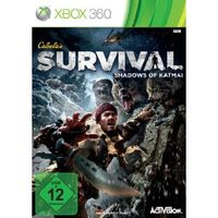 Hier klicken, um das Cover von Cabela's Survival: Shadows of Katmai [Xbox 360] zu vergrößern