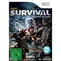 Hier klicken, um das Cover von Cabela's Survival: Shadows of Katmai [Wii] zu vergrößern