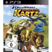 Hier klicken, um das Cover von DreamWorks Superstar Kartz [PS3] zu vergrößern