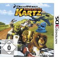Hier klicken, um das Cover von DreamWorks Superstar Kartz [3DS] zu vergrößern