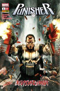 Hier klicken, um das Cover von Punisher 6: Blutsverwandt zu vergrößern