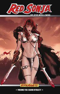 Hier klicken, um das Cover von Red Sonja 8 zu vergrößern