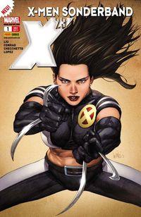 Hier klicken, um das Cover von X-Men Sonderband: X-23 1: Der toe~dliche Traum zu vergrößern