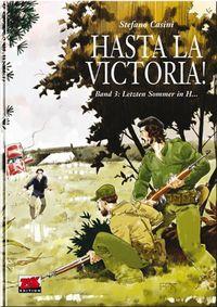 Hier klicken, um das Cover von Hasta la Victoria 3: Ein letzter Sommer in Havanna zu vergrößern