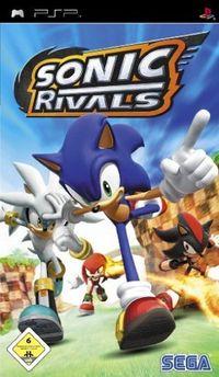 Hier klicken, um das Cover von Sonic Rivals zu vergrößern