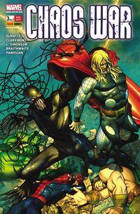 Hier klicken, um das Cover von Chaos War 3 zu vergrößern