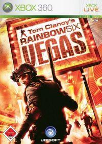 Hier klicken, um das Cover von Rainbow Six: Vegas zu vergrößern