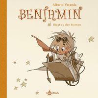 Hier klicken, um das Cover von Benjamin 2: Benjamin� fliegt zu den Sternen zu vergrößern