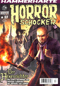 Hier klicken, um das Cover von Horrorschocker 27 zu vergrößern
