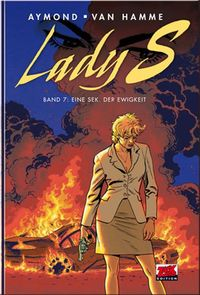Hier klicken, um das Cover von Lady S. 7: Eine Sekunde Ewigkeit  zu vergrößern