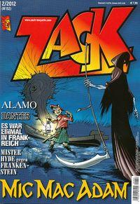 Hier klicken, um das Cover von Zack Magazin 152 zu vergrößern