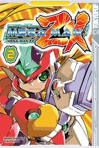 Hier klicken, um das Cover von Mega Man ZX 2 zu vergrößern