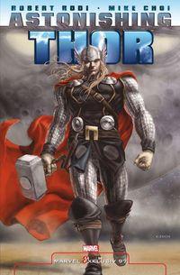 Hier klicken, um das Cover von Marvel Exklusiv 97: Astonishing Thor SC zu vergrößern