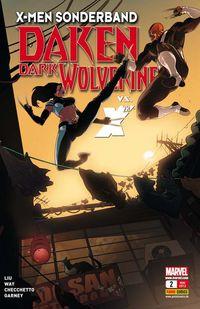Hier klicken, um das Cover von X-Men Sonderband:Daken - Dark Wolverine 2 zu vergrößern