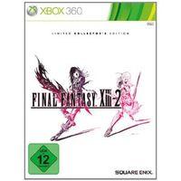 Hier klicken, um das Cover von Final Fantasy XIII-2 - Limited Collector's Edition [Xbox 360] zu vergrößern