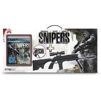 Hier klicken, um das Cover von Snipers (inkl. Sniper Gun) [PS3] zu vergrößern